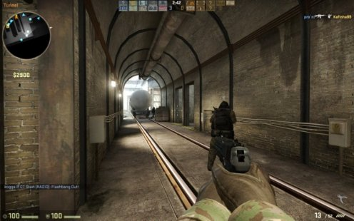 Скриншот Counter Strike GO
