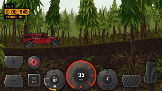 Скриншот Xtreme Offroad Racing Rally 2