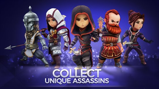 Скриншот Assassin's Creed: Rebellion