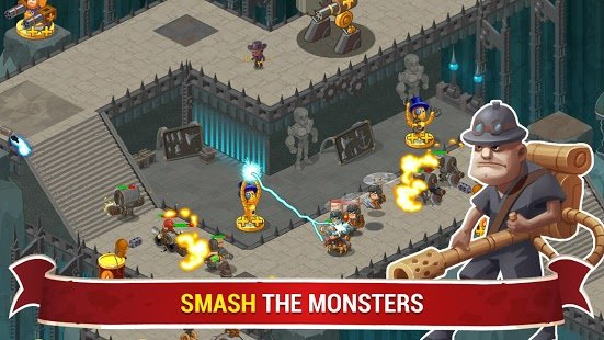 Скриншот Steampunk Syndicate 2: Tower Defense Game