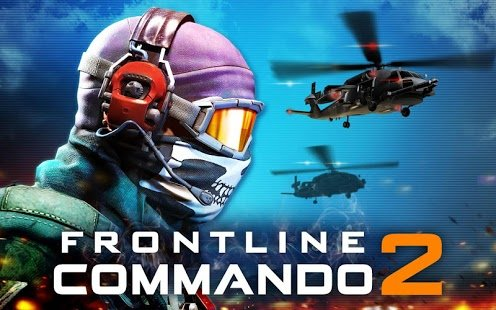 Скачать мод frontline commando 2