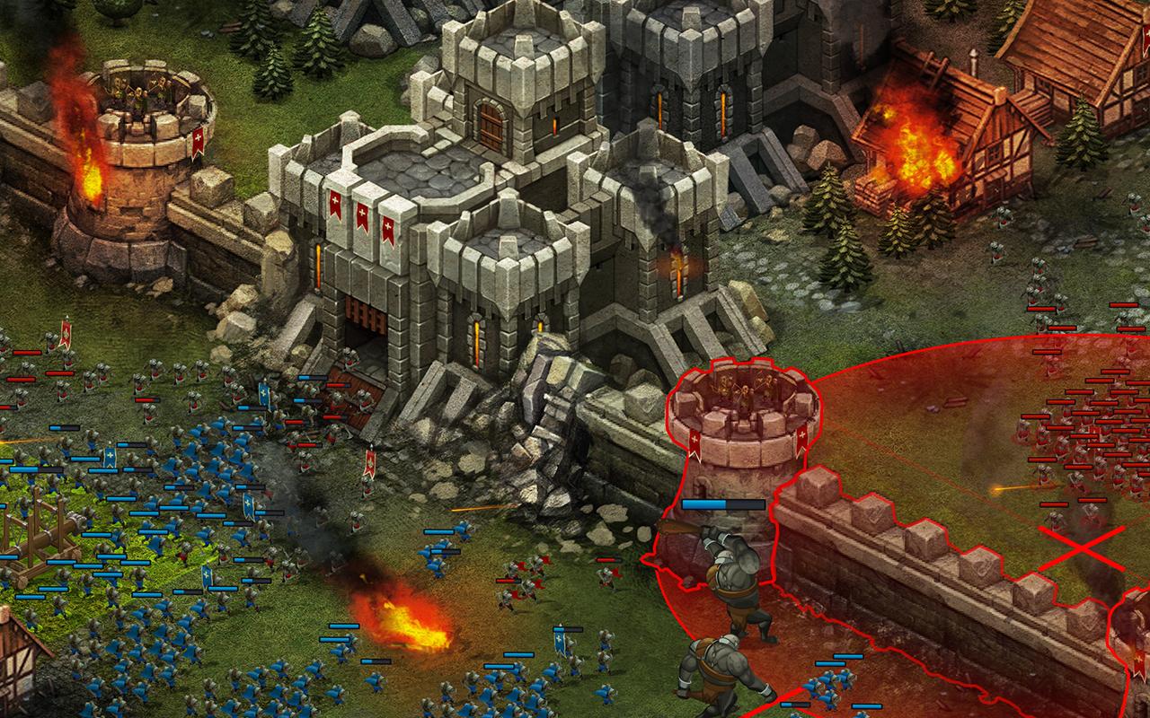 Железный трон игра / Iron Throne Обзор Android iOS - YouTube