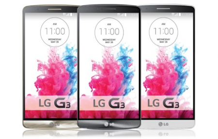 � ������� �������� Android-�������� LG G3