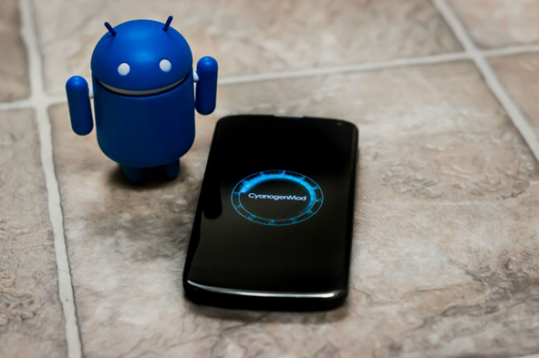 �� Android ��������� 85% ����� ����������