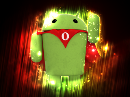 ��������� �����: Opera ��� Android ��������� ������� � 100 ���. �������������