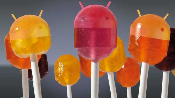 � Android 5.0 ���������� ����� ��������������� �� ����� ������