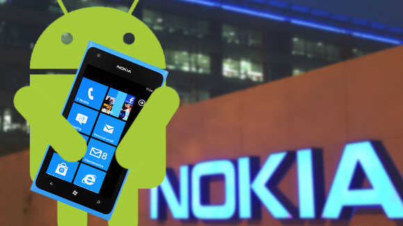 ����� �� ������: Nokia �������� ��� ����� Android-���������