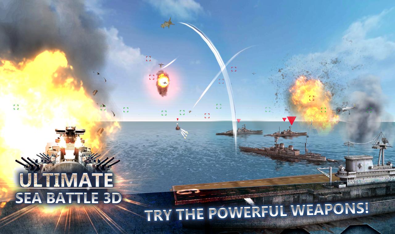 Скачать Морской Бой 3 на андроид 2.6.5