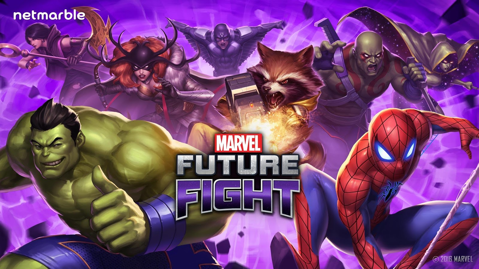 MARVEL Future Fight - Netmarble