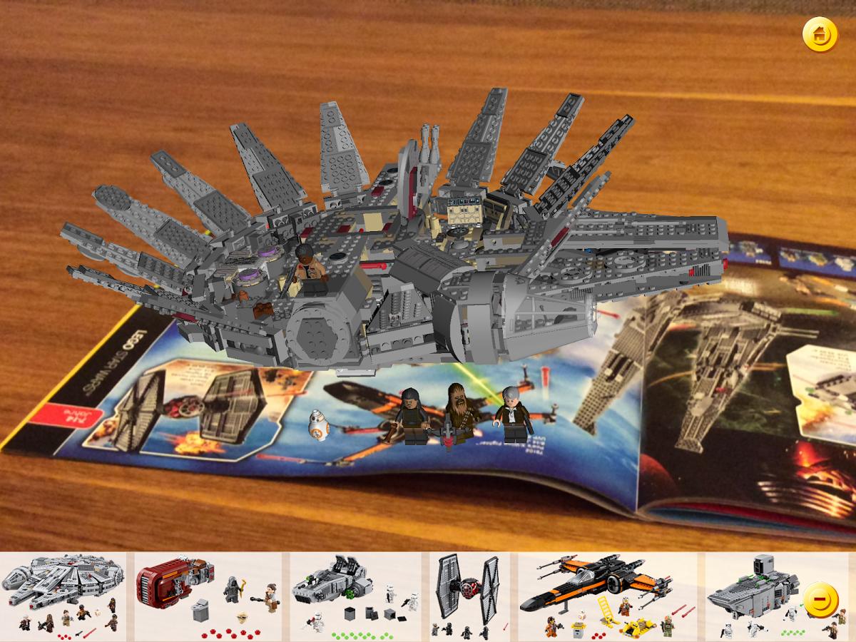 Лего каталог скачать приложение
