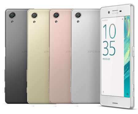���� �� �����: Sony �������� ����� Android-��������� Xperia Z6