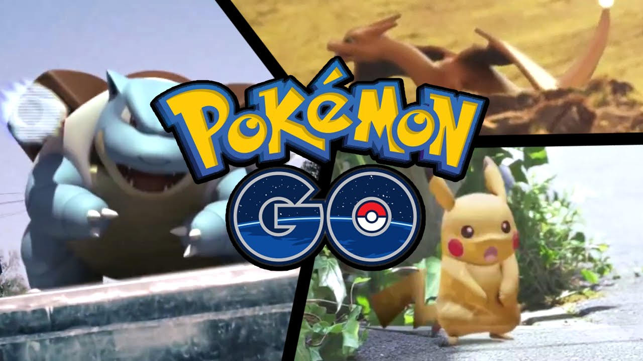 Pokemon Go � ������ �������������
