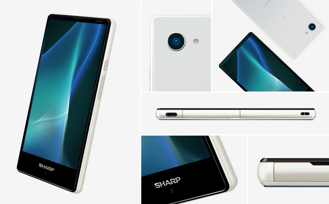 ������� ����� Sharp Aquos P1 � Sharp Aquos Mini �� ����� ����?