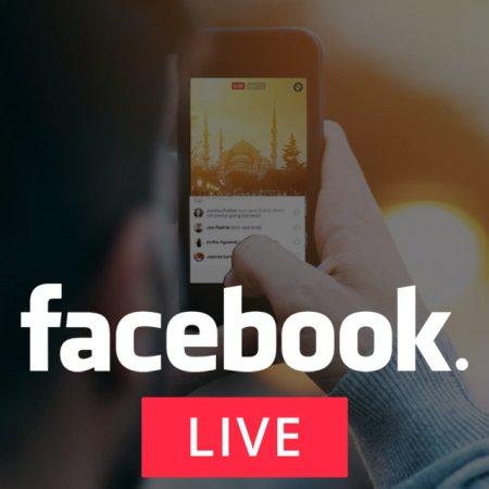 Facebook Live ��������� ������������� Android-����