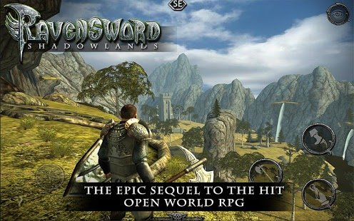 Скриншот Ravensword: Shadowlands