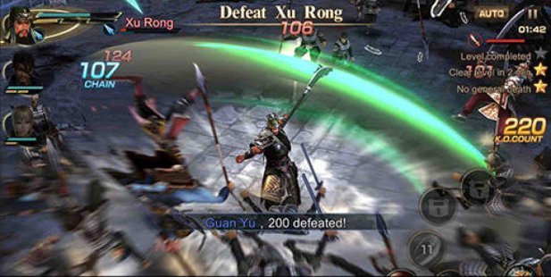 Скриншот Project dynasty warriors