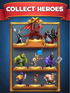 Скриншот Castle Crush: Free Strategy Card Games