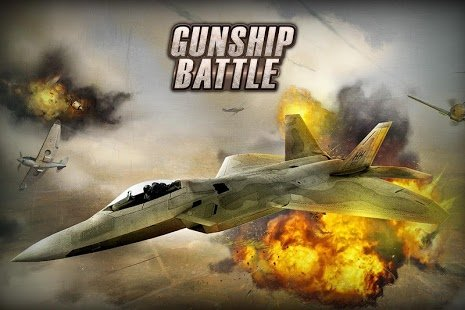 Скриншот Gunship Battle: Helicopter 3D