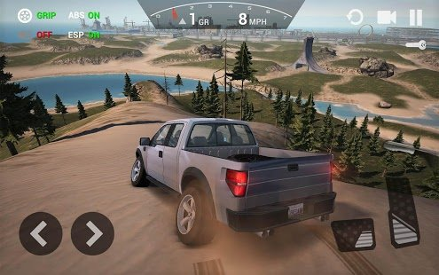Скриншот Ultimate Car Driving Simulator