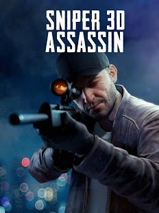 Скриншот Sniper 3D Assassin