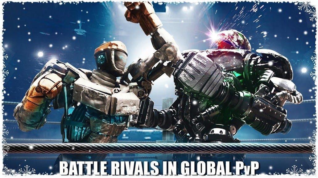 Real Steel World Robot Boxing скачать на Android