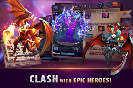 Скриншот Clash of Lords 2
