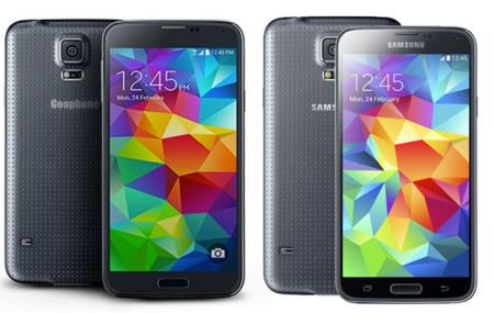 Китайцы клонировали Galaxy S5