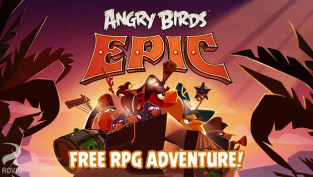 Rovio «мягко» представила пошаговую Angry Birds