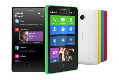 Nokia все-таки представила смартфоны на Андроиде