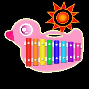Детское фортепиано