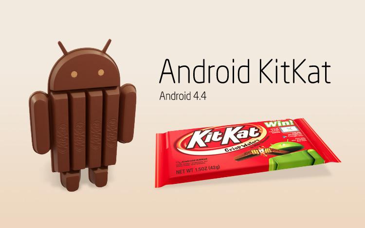 Всем по КитКату: Google обновил Android до 4.4.3