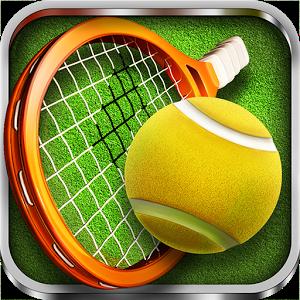 Теннис пальцем - Tennis 3D