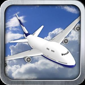 Самолет 3D Flight Simulator