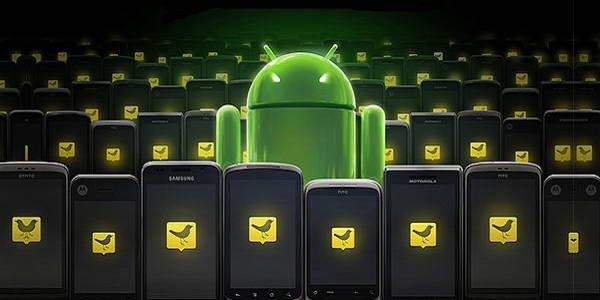 ОС Android – лидер по трафику мобильной рекламы
