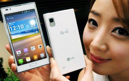 LG успешно реализовала 5 млн смартфонов LTE