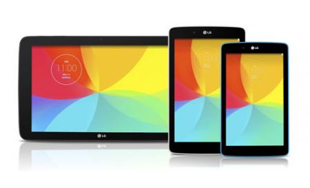 Сердца трех: LG интригует новыми планшетами