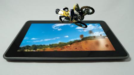 Google работает над 3D-планшетником для Android