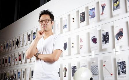 Samsung сменил дизайнера мобильных устройств