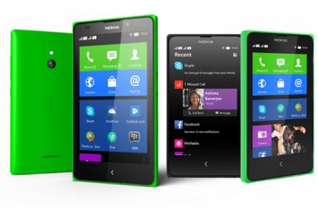 В Украине стартовали продажи 5-дюймового Nokia XL на Android