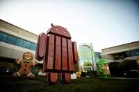Версия Андроид KitKat 4.4 отвоевала 8,5% рынка