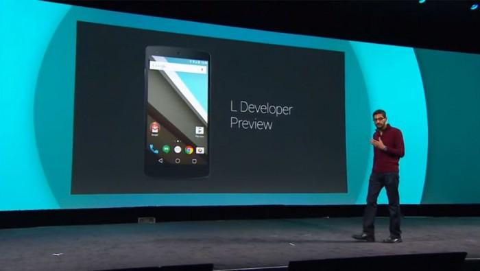 Представлена новая версия ОС Android 5.0