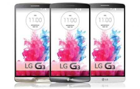 В Украину привезли Android-смартфон LG G3