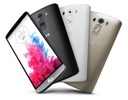 LG покажет миру новую точку G