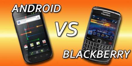 Android-приложения будут работать на BlackBerry