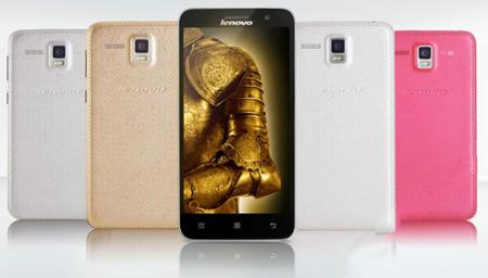 Китайское золото: Lenovo представила восьмиядерник Golden Warrior A8