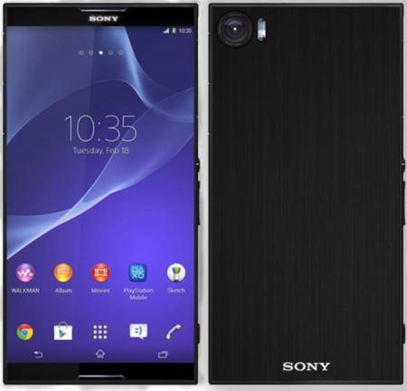 В сети гуляют фотографии Sony Xperia Z3