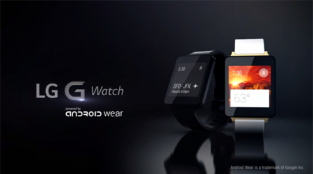 Культовые часы LG G Watch поступили в продажу