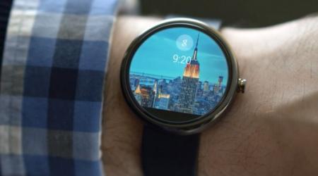 В Google Play замечено первое приложение для Android Wear