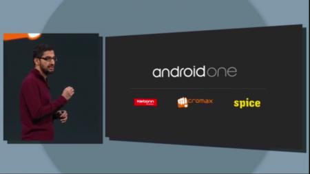 Октябрьский урожай: осенью выйдут бюджетные смартфоны Android One