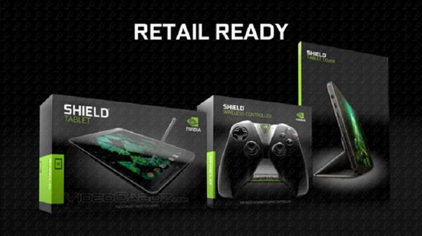 Названы пять преимуществ игрового планшета NVIDIA SHIELD Tablet